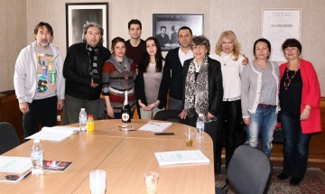 Спектакъл по Димитър Димов е първата премиера на Народния театър за 2018 г.