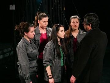 """НБУ представя премиера на пиесата """"Изход"""" на Йоана Мирчева"""