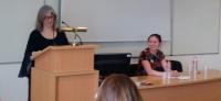 """Публична лекция на тема """"Върховенството на правото: понятие и значимост"""""""