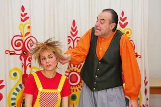 Ян Бибиян - мюзикъл за деца- пакостникът Ян Бибиян