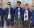 Два сребърни и един бронзов медал взеха наши млади физици