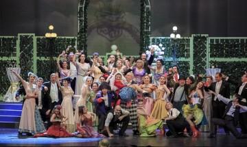 С празник на оперетата и мюзикъла започва сезона Националният музикален театър