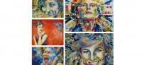 Валентин Кардамски – Вале открива изложба в Лондон