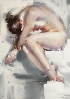 Russia_Olga Litvinenko_Etude nude women_56-38
