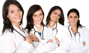 96% of the young doctors want to work abroad