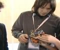 Български ученици създадоха робот, който спасява хора при аварии