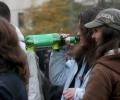 Всеки втори гимназист в Ловеч пие