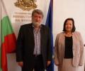 България и Алжир актуализират сътрудничеството в сферата на културата