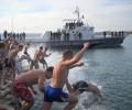 Студент извади кръста във Варна