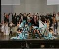 """С костюми по 5 кг танцуват канкан в премиерната постановка """"Орфей в ада"""""""