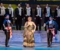 Пролетен оперетен бал на Музикалния театър на 20 май в зала 1 на НДК