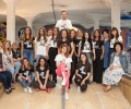 """Дипломно модно ревю на студентите от бакалавърска програма """"Мода""""  на Нов български университет"""