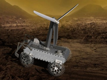 """NASA търси идеи за """"луноход"""" за мисия до Венера"""